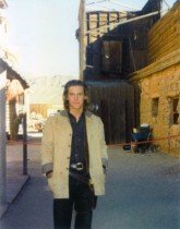 Josh At Old Tucson Studios